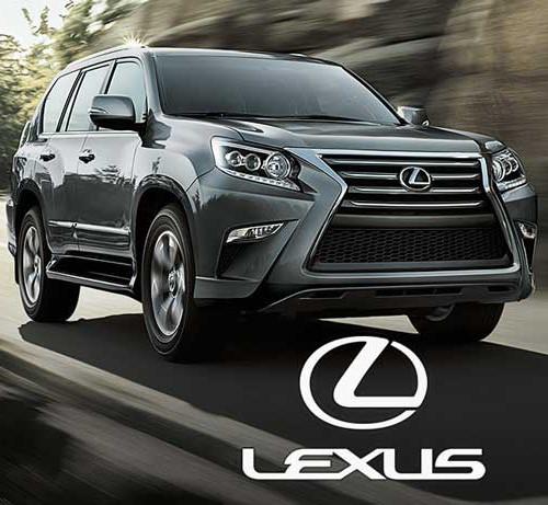 Lexus-GX